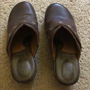 B.O.C.(Born) clogs, never worn, size 9